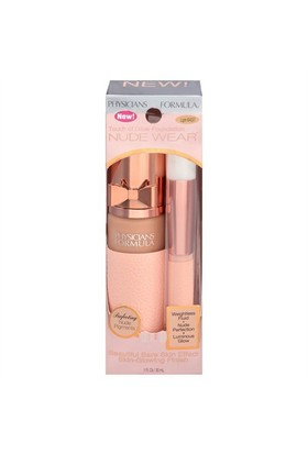 Physicians Formula Nude Wear Touch Of Glow Foundat