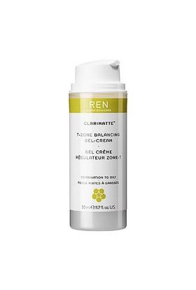 Ren Clarimatte T-Zone Balancing Gel Cream 50 Ml T-