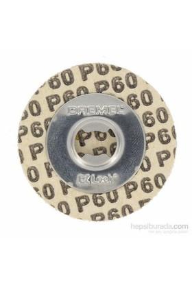 DREMEL® EZ SpeedClic: zımpara diskleri (SC411)
