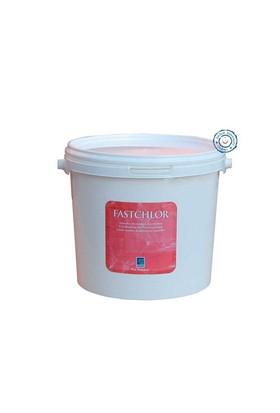 Gemaş Fastchlor Stabilize Dıklor Granülü %56 Toz Klor 25 Kg