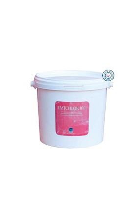 Gemaş Fastchlor 100 Stabilize Trıklor Granülü %90 Toz Klor 10 Kg