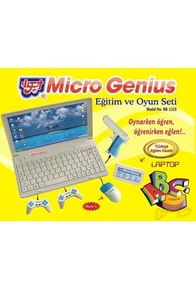 Micro Genius Laptop Görünümlü Atari