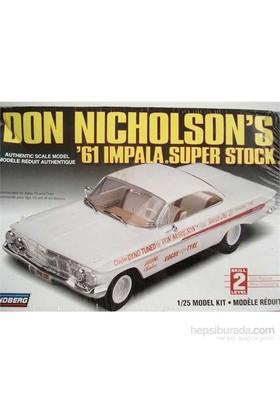 Don Nıcholson's 1961 Impala (1/25)
