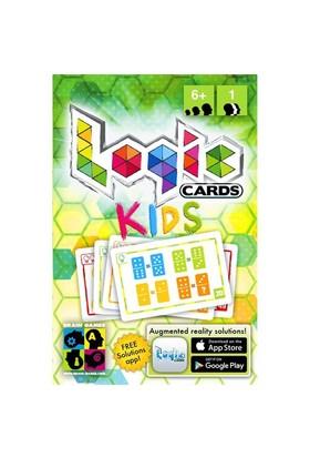 Mantık Kartları Çocuk (Logic Cards Kids) Yaş:6-10