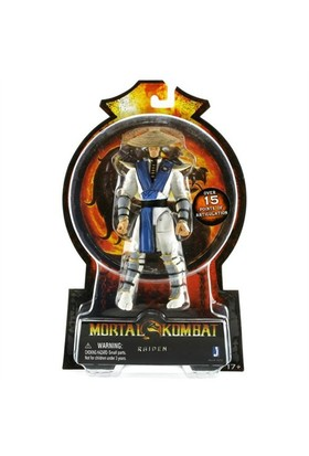 Mortal Kombat Raiden Figür 15 Cm