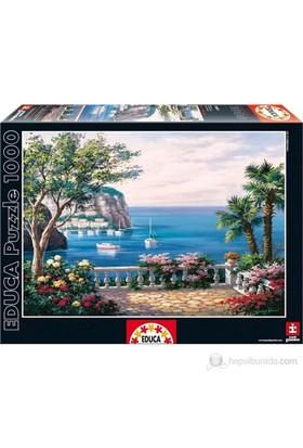 Educa Puzzle 1000 Parça İspanya Costa Del Sol