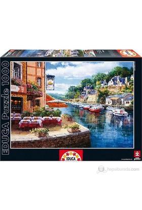 Educa Puzzle 1000 Parça Akşamüstü Pont Aven Fransa