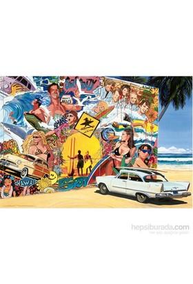 Educa 500 Parça Surf Mural Alain Bertrand Puzzle