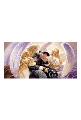 Masterpieces Puzzle The Day The Angels Cried (1000 Parça)