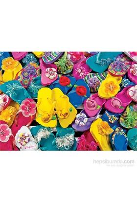 Masterpieces 1000 Parça Puzzle Flippity Flop