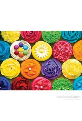Masterpieces 1000 Parça Puzzle Cupcake Heaven