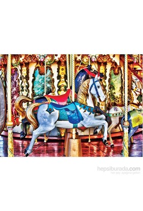 Masterpieces 1000 Parça Hdr Photography Puzzle Prancing Ponies