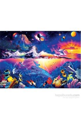 Masterpieces 2000 Parça Puzzle Galaxy Of Life
