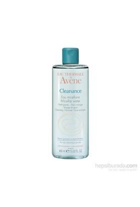 AVENE Cleanance Eau Micellaire 400 ml - Yağlı ciltler için temizleme suyu