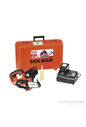 Dolmar AS-1813LGE 18 V/4.0 Ah Li-ion Akülü Dal Budama Makinası