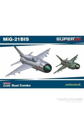Mig-21Bıs Dual Combo (1/44 Ölçek)