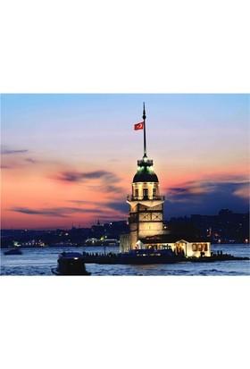 Anatolian Kız Kulesi (1000 Parça)