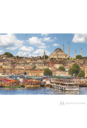 Gold Puzzle 1000 Parça Manzara İstanbul