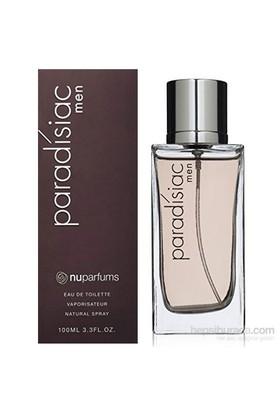 Nu Paradısıac Men Edt 100 Ml Erkek Parfüm
