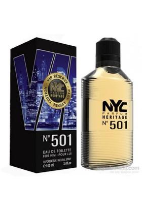 Nyc Park Avenue Vıp Reserve No 501 For Him Edt 100Ml