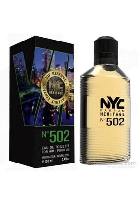 Nyc Park Avenue Vıp Reserve No 502 For Him Edt 100Ml