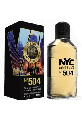 Nyc Park Avenue Vıp Reserve No 504 For Him Edt 100Ml