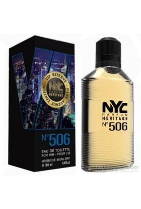 Nyc Park Avenue Vıp Reserve No 506 For Him Edt 100Ml