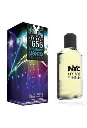 Nyc Broadway Lıghts Edıtıon No 656 For Hım Edt 100Ml