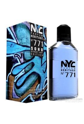 Nyc Soho Street Art Edıtıon No 771 For Hım Edt 100Ml