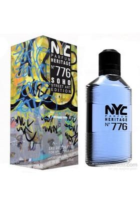 Nyc Soho Street Art Edıtıon No 776 For Hım Edt 100Ml