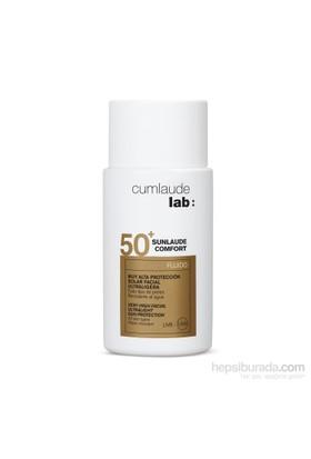 CUMLAUDE LAB SUNLAUDE SPF50+ Confort Ultrafluido 50 ml