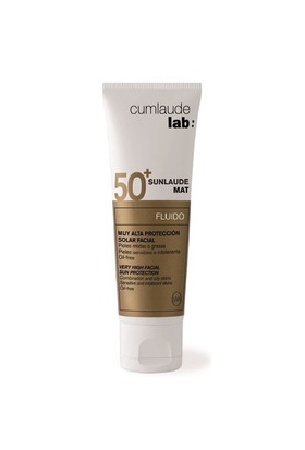 CUMLAUDE LAB SUNLAUDE SPF50+ Mat Fluid 50 ml