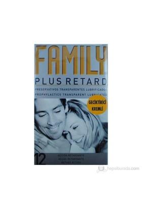 Family Etkili Prezervatif 12'Li