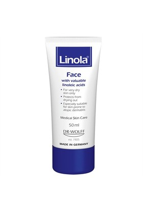 Linola Face Yüz Kremi 50Ml