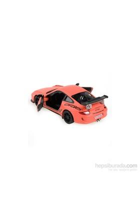 2010 Porsche 911 Gt3 Rs Çek Bırak 1/36 Die Cast Model Araç