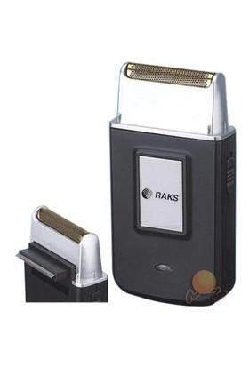 Raks RK-062 Seyahat Tipi Tıraş Makinesi (Yedek Bıçak Ve Elek Hediye)