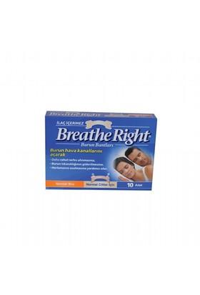 Breathe Right Burun Bandı Normal 10 Lu