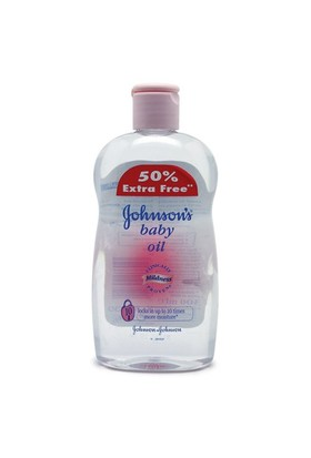 Johnsons Bebek Yağı Normal-Extra Free 300 Ml