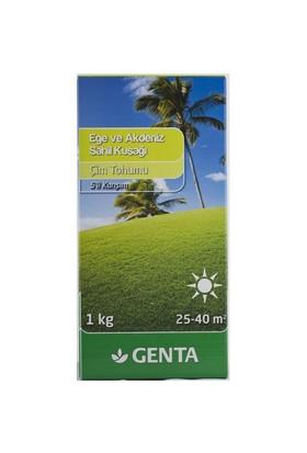 Genta Ege ve Akdeniz Sahil Kuşağı Çim Tohumu 1 kg.