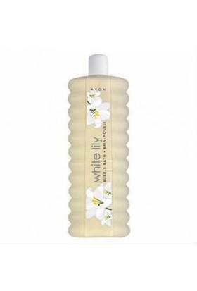 Avon Bubble Bath Beyaz Çay Ve Beyaz Zambak Banyo Köpüğü 1 Lt