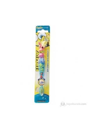 Rocs Firefly Baby Sponge Bob (2-5) Zaman Ayarlı Işıklı Diş Fırçası