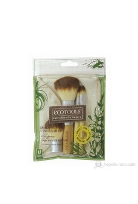 Eco Tools 5' li Bamboo Fırça Seti