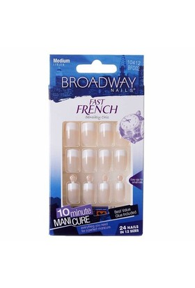 Kiss Broadway Fast French Medium Length