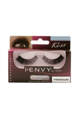 Kiss I Envy Eyelashes Juicy Volume Doğal Komple Takma Kirpik