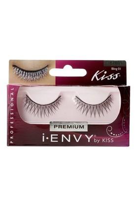 Kiss I Envy Eyelashes Doğal Komple Takma Kirpik
