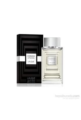Lalique Hommage A L Homme Edt 100 Ml Erkek Parfümü