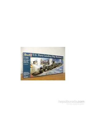 Us Navy Landing Ship (1/144 Ölçek)