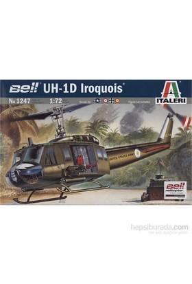 Uh-1D Slick (1/72 Ölçek)