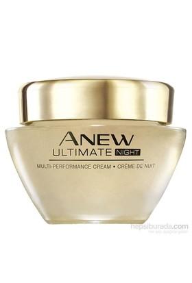 Avon Anew Ultimate Multi-Performance 45+ Yaş Gece Kremi 50 Ml
