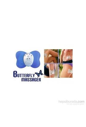 Hepsi Dahice Titreşimli Zayıflatıcı Masaj Aleti Butterfly